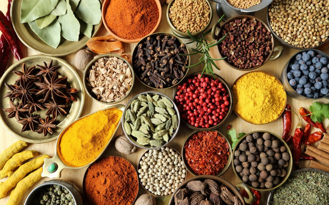 Spice Report July/August 2017